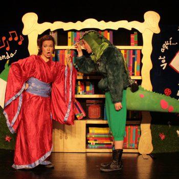Un món (i un munt) de Dracs - Tanaka Teatre